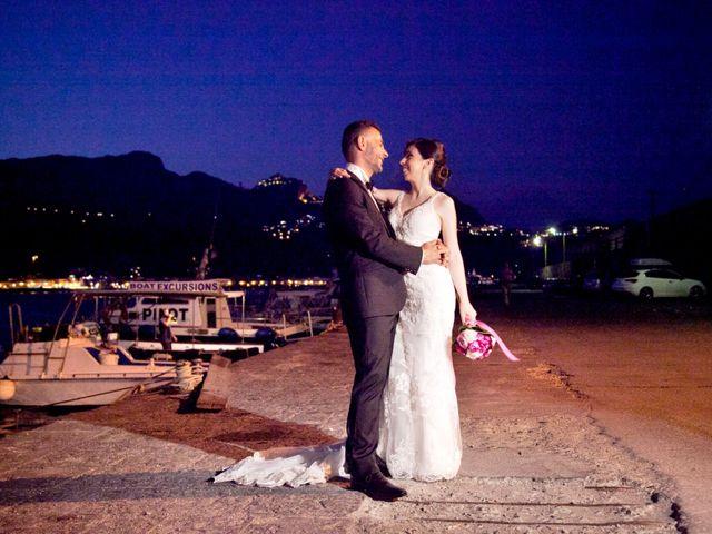 Il matrimonio di Francesco e Irene a Francavilla di Sicilia, Messina 202