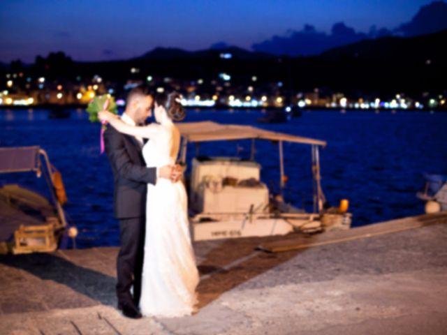 Il matrimonio di Francesco e Irene a Francavilla di Sicilia, Messina 206
