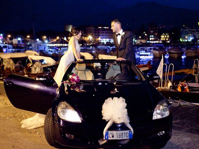 Il matrimonio di Francesco e Irene a Francavilla di Sicilia, Messina 207