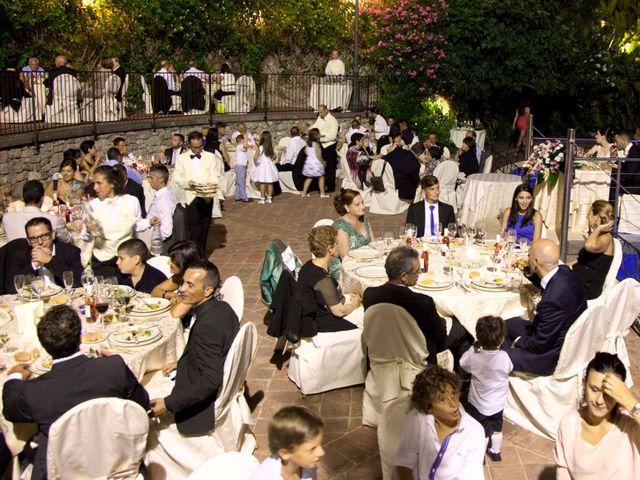 Il matrimonio di Francesco e Irene a Francavilla di Sicilia, Messina 217
