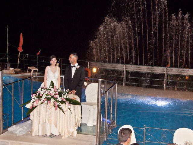 Il matrimonio di Francesco e Irene a Francavilla di Sicilia, Messina 218