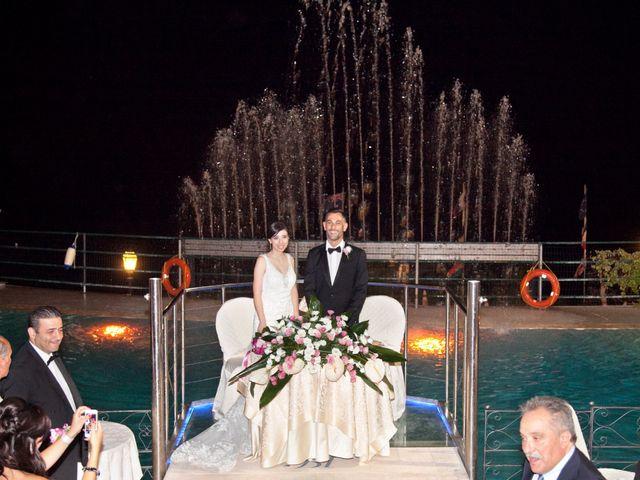 Il matrimonio di Francesco e Irene a Francavilla di Sicilia, Messina 220