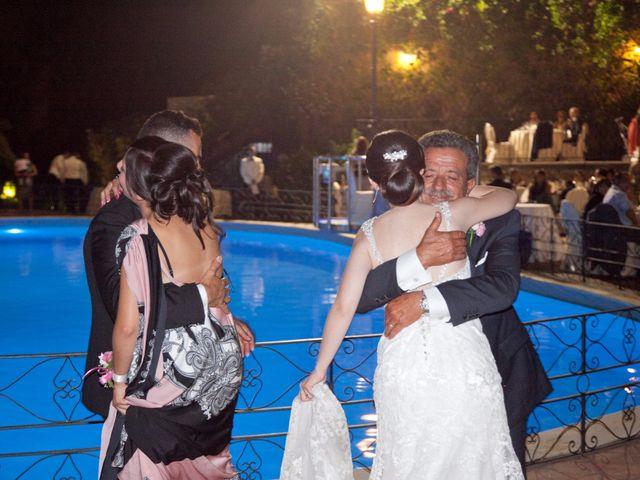 Il matrimonio di Francesco e Irene a Francavilla di Sicilia, Messina 222