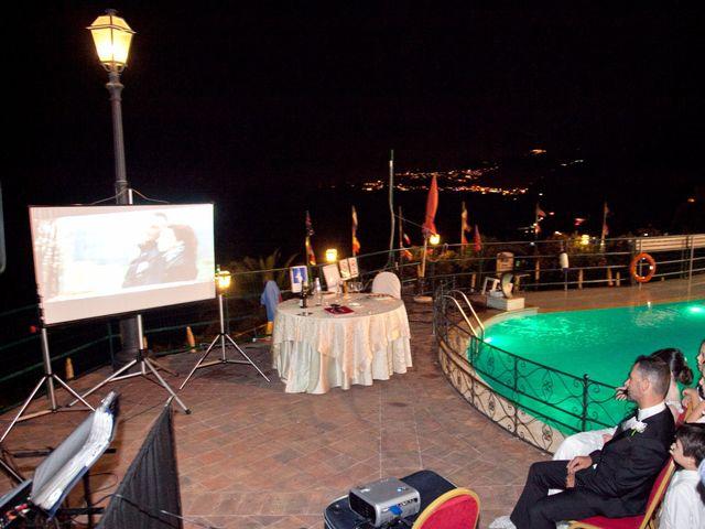 Il matrimonio di Francesco e Irene a Francavilla di Sicilia, Messina 224