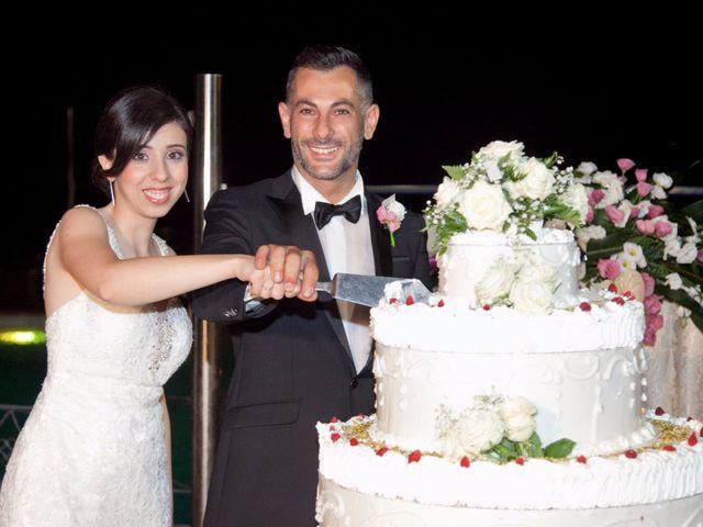 Il matrimonio di Francesco e Irene a Francavilla di Sicilia, Messina 225