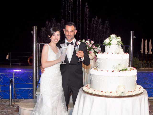 Il matrimonio di Francesco e Irene a Francavilla di Sicilia, Messina 228