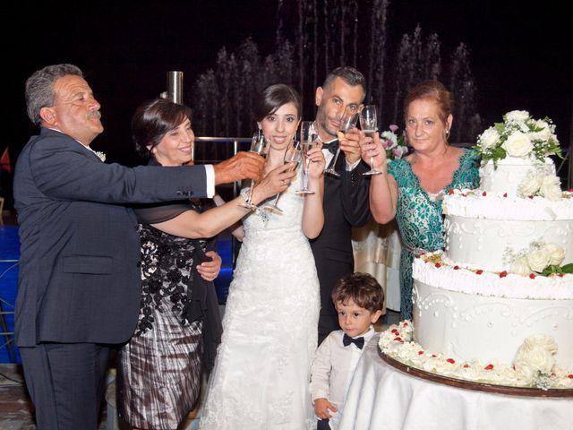 Il matrimonio di Francesco e Irene a Francavilla di Sicilia, Messina 230