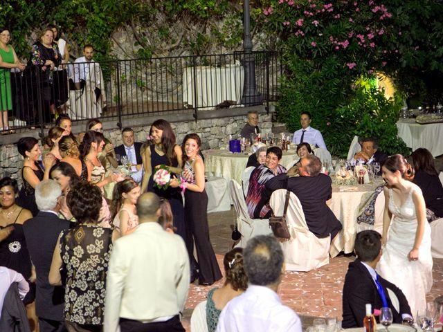 Il matrimonio di Francesco e Irene a Francavilla di Sicilia, Messina 235