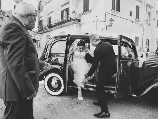 Il matrimonio di Fabio e Alisia a Otranto, Lecce 18