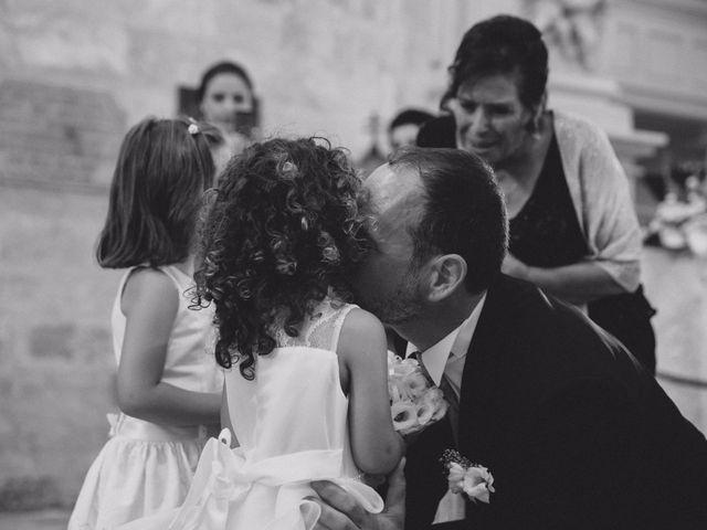 Il matrimonio di Fabio e Alisia a Otranto, Lecce 19