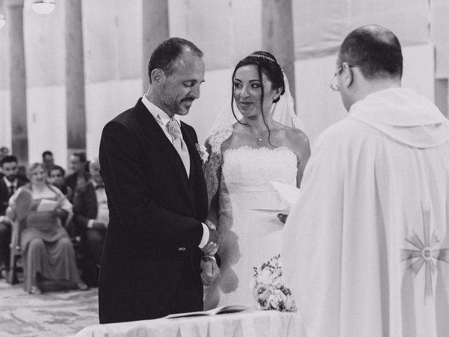 Il matrimonio di Fabio e Alisia a Otranto, Lecce 21