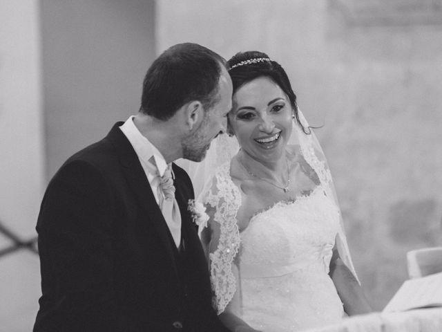 Il matrimonio di Fabio e Alisia a Otranto, Lecce 23
