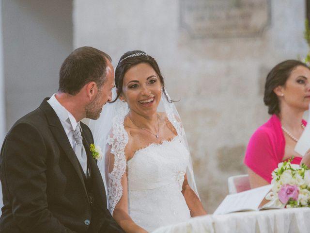 Il matrimonio di Fabio e Alisia a Otranto, Lecce 1