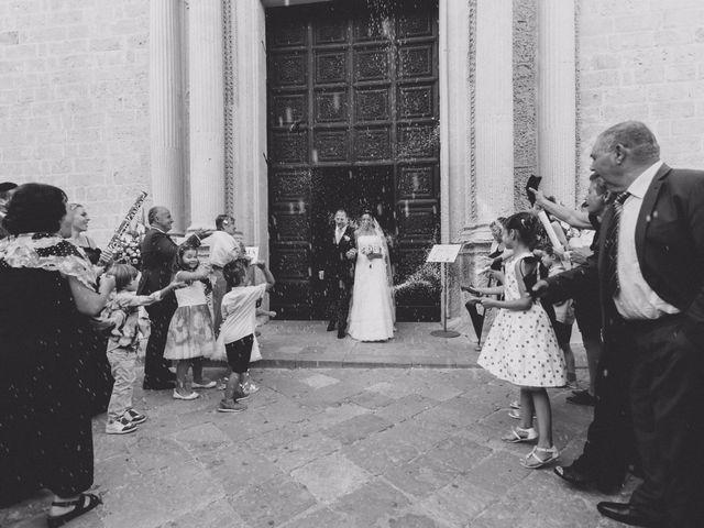 Il matrimonio di Fabio e Alisia a Otranto, Lecce 25
