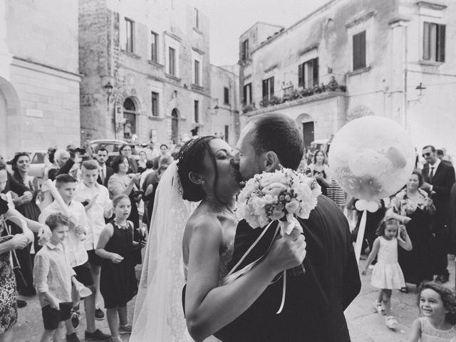 Il matrimonio di Fabio e Alisia a Otranto, Lecce 27