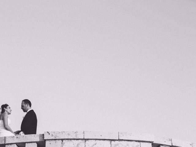 Il matrimonio di Fabio e Alisia a Otranto, Lecce 28