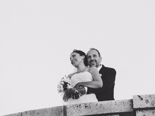 Il matrimonio di Fabio e Alisia a Otranto, Lecce 29