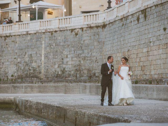 Il matrimonio di Fabio e Alisia a Otranto, Lecce 31