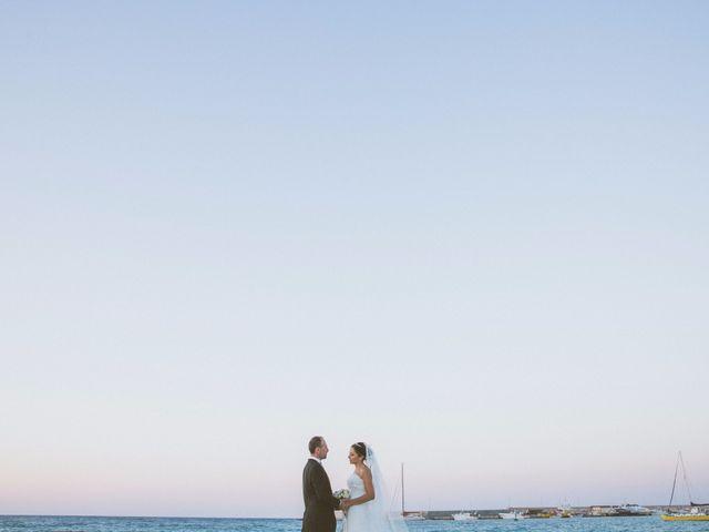 Il matrimonio di Fabio e Alisia a Otranto, Lecce 33