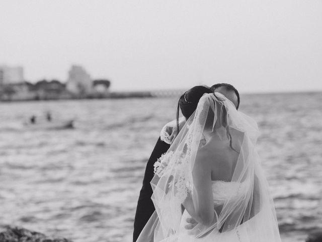 Il matrimonio di Fabio e Alisia a Otranto, Lecce 34