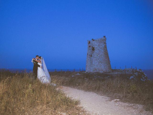 Il matrimonio di Fabio e Alisia a Otranto, Lecce 2