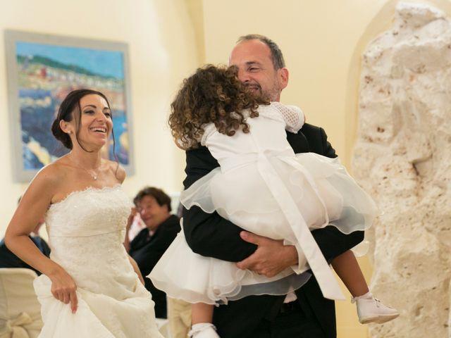 Il matrimonio di Fabio e Alisia a Otranto, Lecce 43