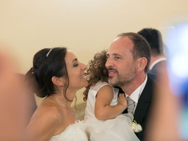 Il matrimonio di Fabio e Alisia a Otranto, Lecce 44