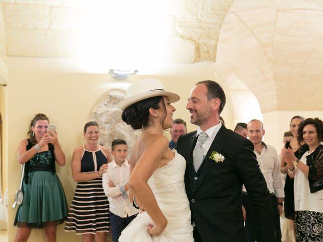 Il matrimonio di Fabio e Alisia a Otranto, Lecce 45