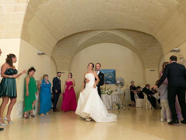 Il matrimonio di Fabio e Alisia a Otranto, Lecce 47