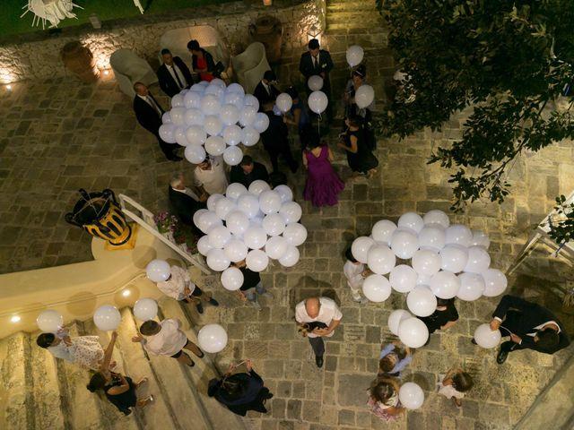 Il matrimonio di Fabio e Alisia a Otranto, Lecce 52
