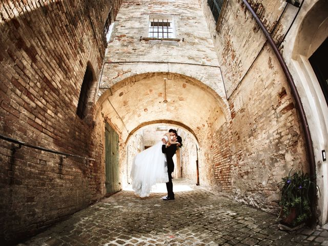 Il matrimonio di Sara e Stefano a Pesaro, Pesaro - Urbino 15