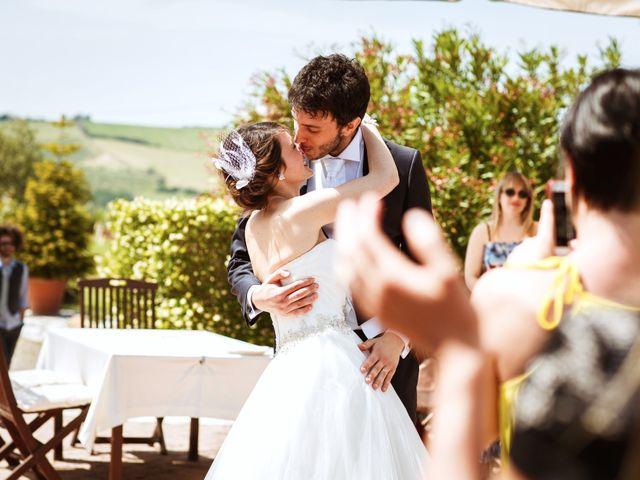 Il matrimonio di Sara e Stefano a Pesaro, Pesaro - Urbino 16