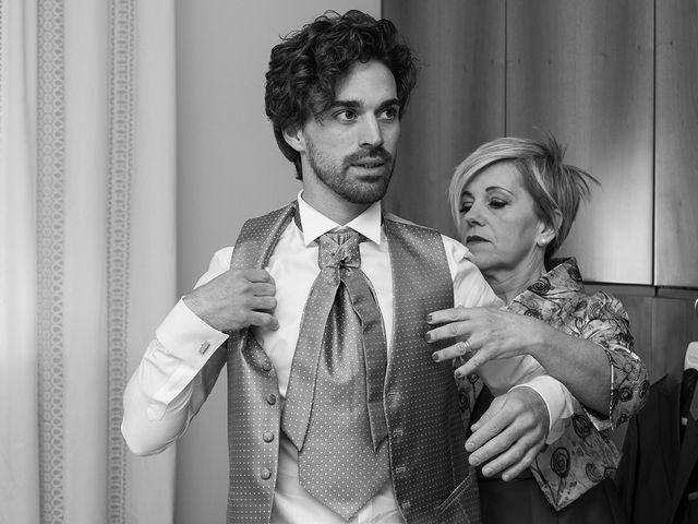 Il matrimonio di Michele e Sara a Monte Roberto, Ancona 4