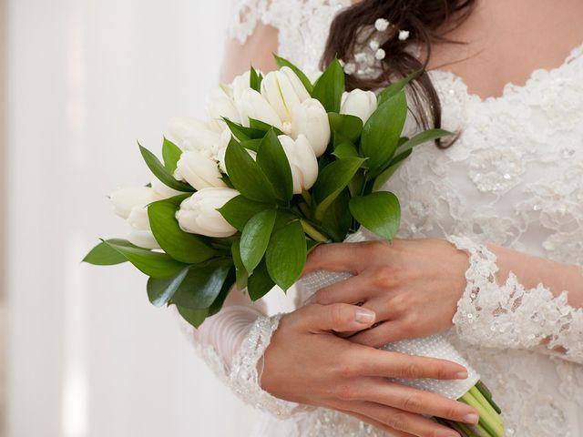 Il matrimonio di Michele e Sara a Monte Roberto, Ancona 12