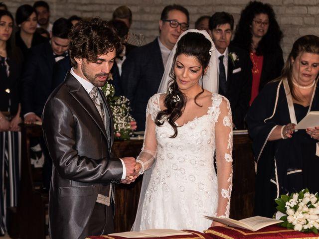Il matrimonio di Michele e Sara a Monte Roberto, Ancona 13