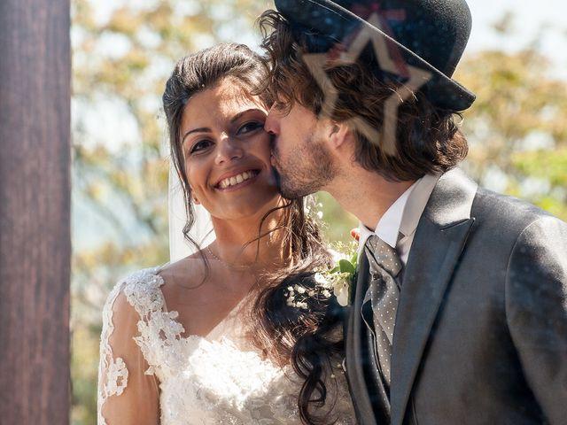 Il matrimonio di Michele e Sara a Monte Roberto, Ancona 22