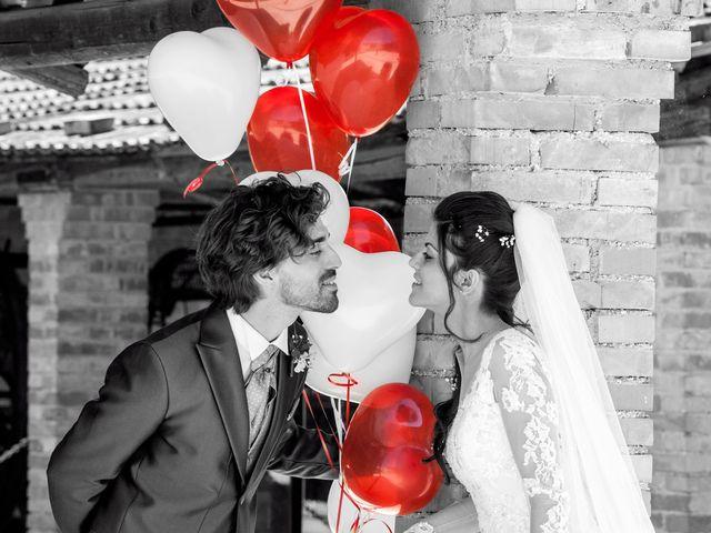 Il matrimonio di Michele e Sara a Monte Roberto, Ancona 2