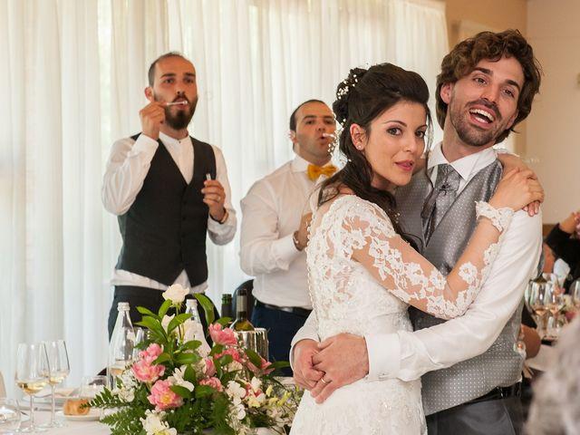 Il matrimonio di Michele e Sara a Monte Roberto, Ancona 34