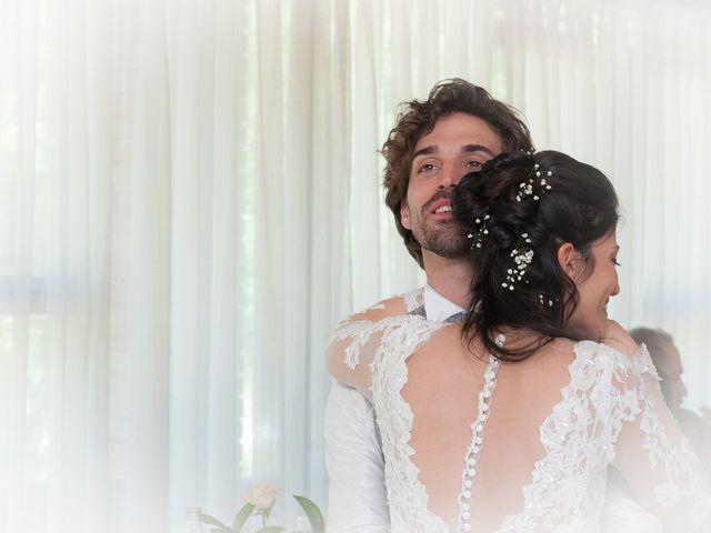 Il matrimonio di Michele e Sara a Monte Roberto, Ancona 36