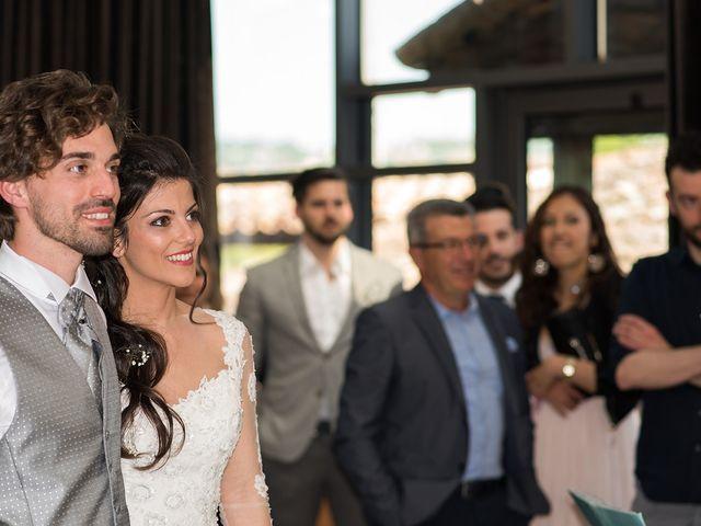 Il matrimonio di Michele e Sara a Monte Roberto, Ancona 38