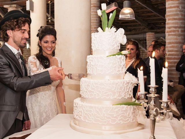 Il matrimonio di Michele e Sara a Monte Roberto, Ancona 41