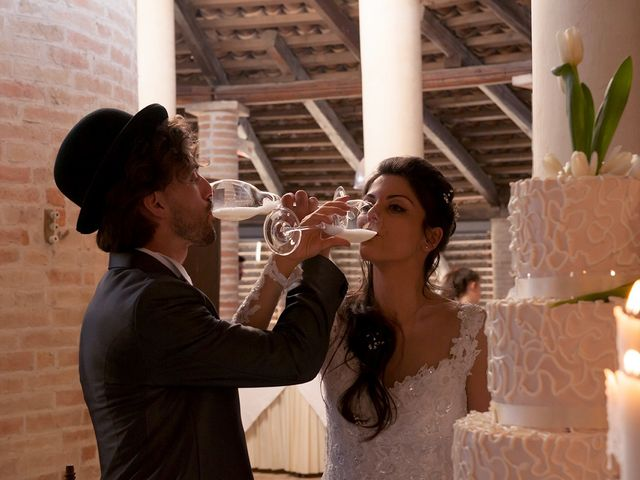 Il matrimonio di Michele e Sara a Monte Roberto, Ancona 43