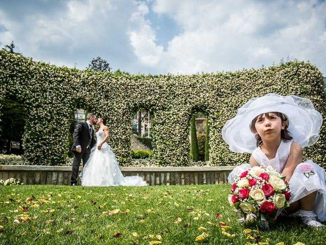 le nozze di Mariarita e Marco