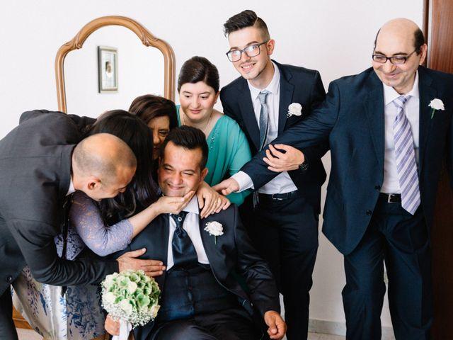 Il matrimonio di Daniel e Annamaria a Caltanissetta, Caltanissetta 13