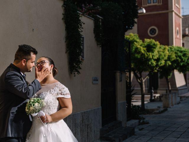 Il matrimonio di Daniel e Annamaria a Caltanissetta, Caltanissetta 25