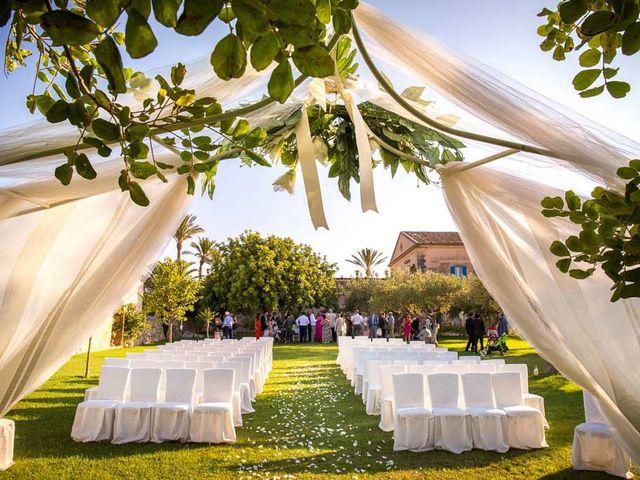 Il matrimonio di Matthew e Melinda a Ragusa, Ragusa 1