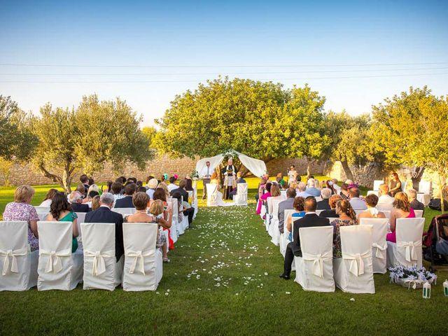 Il matrimonio di Matthew e Melinda a Ragusa, Ragusa 10