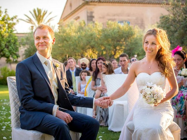 Il matrimonio di Matthew e Melinda a Ragusa, Ragusa 11