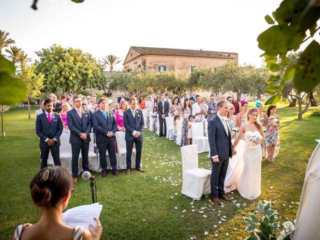 Il matrimonio di Matthew e Melinda a Ragusa, Ragusa 12
