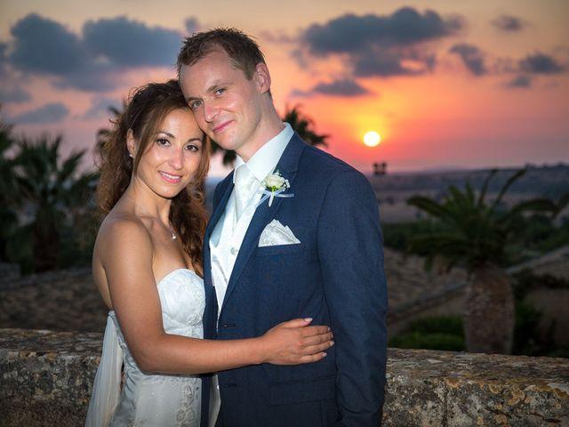 Il matrimonio di Matthew e Melinda a Ragusa, Ragusa 2